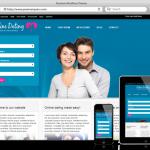 Wordpress Dating Theme - WordPress Evlilik Teması
