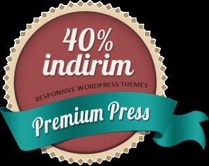 Wordpress responsive Tema İndirimleri