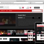 Wordpress Video Theme - WordPress Video Paylaşım Teması